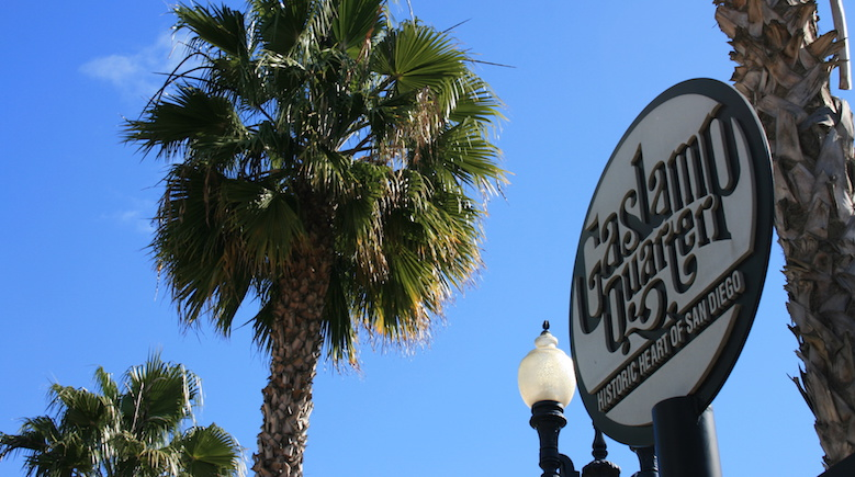 History of Downtown San Diego Gaslamp Quarter