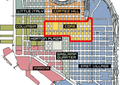Condos and Lofts for Sale in Core District