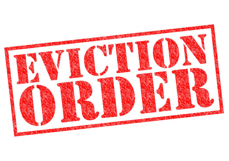 the process of evicting a tenant in san diego ca