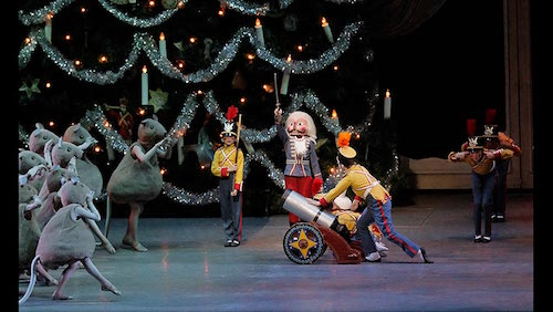 nutcracker ballet battle scene
