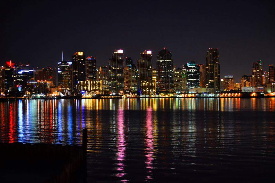 Downtown San Diego Skyline Pictures